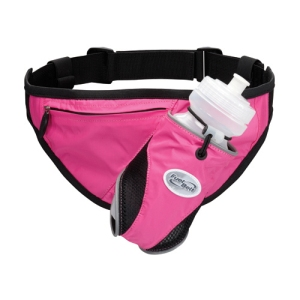 Fuel Belt Crush Hydration Belt with 22oz bottle; Photo Credit: ActivewearUSA.com