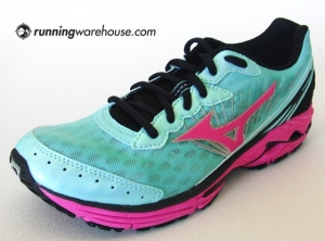 Mizuno Wave Rider 16's; Photo Credit: RunningWareHouse.com